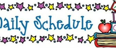 ESMS 2nd Semester Daily Schedule starting January 11!!